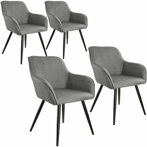 4x Accent Chair Marylin