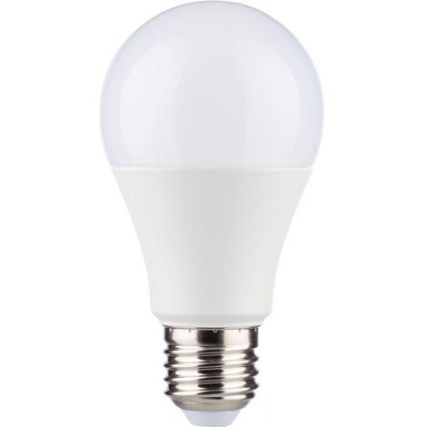 4x LED Bombilla eléctrica 9W E27 806lm