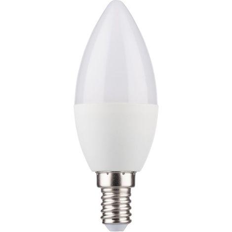 4x LED vela 3W E14 250LM