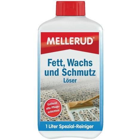 4x Mellerud Fett-, Wachs und Schmutz Löser 1L