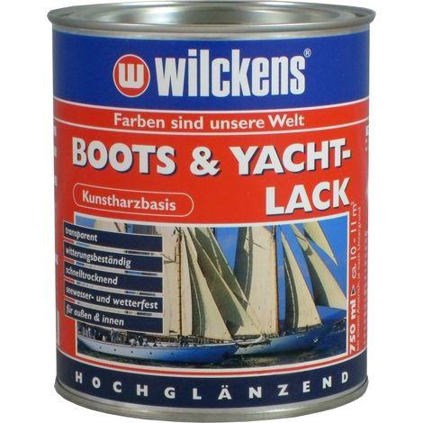 4x2,5L WILCKENS Boots & Yachtlack hochglänzend