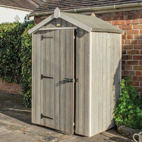 4X3 Heritage Shed