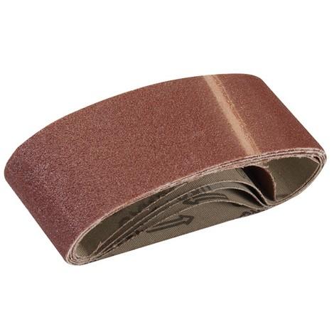 Bosch 2608606020 Bande abrasive 65 x 410 mm Grain 150 Set de 3 pi/èces