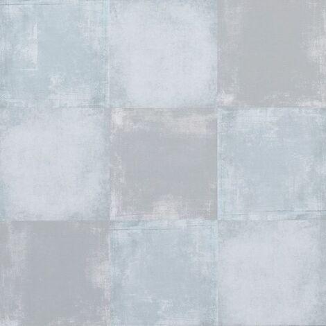 5 Boites de 11 dalles auto-adhésives - 5 m² - Design 305x305 Square Clear - Gerflor - Square Clear