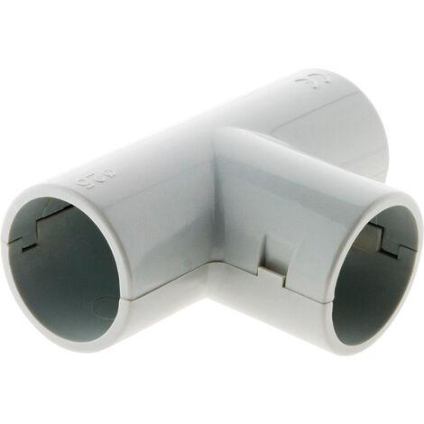 5 derivaciones T para tubos - ∅25 mm- Zenitech