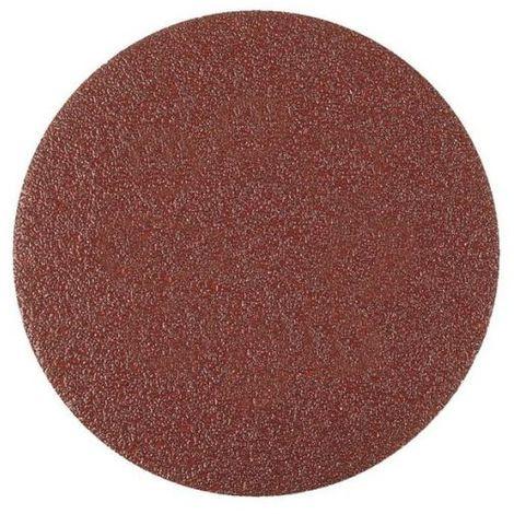 5 discos adhesivos lijar corindón 125mm