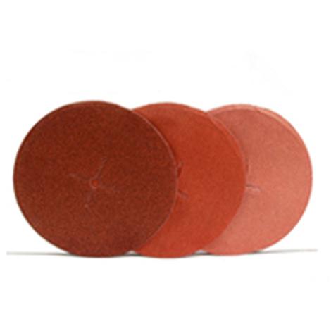 5 Discos de lija, fabricado en IBC y con 125 mm de diámetro. Ref 1107