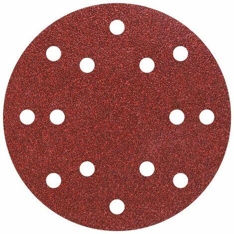 5 disques abrasifs auto-agrippants (1841000)