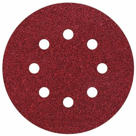 5 disques abrasifs auto-agrippants (2250000)
