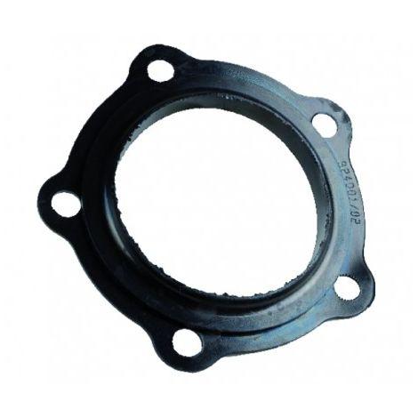 5 holes flange gasket Ø75 - DIFF for Chaffoteaux : 924001