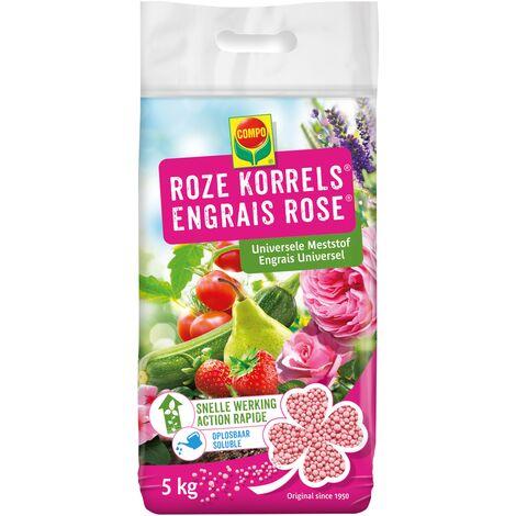 5 kg de fertilizante universal Compo Rose