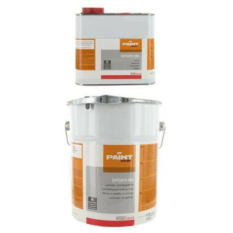 5 kg de resina epoxi BK Vosschemie