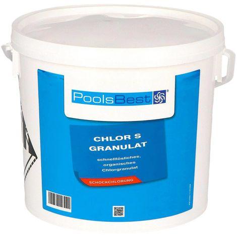 5 Kg - PoolsBest® Chlorgranulat S schnelllöslich 56% Aktivchlor 23887370