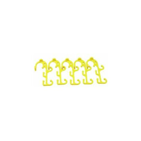 5 LED Festoon Light String Hooks (90096)