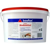 5 Liter Baufan Latex Bindemittel