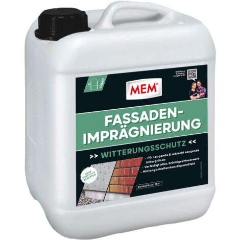 5 Liter MEM Fassadenschutz