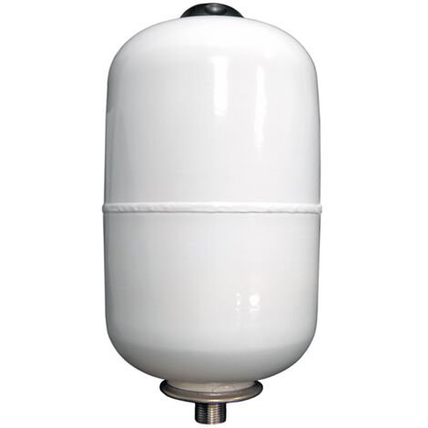"5 Litre Varem Extravarem LC White Potable Water Expansion Vessel 3/4"" Connection"