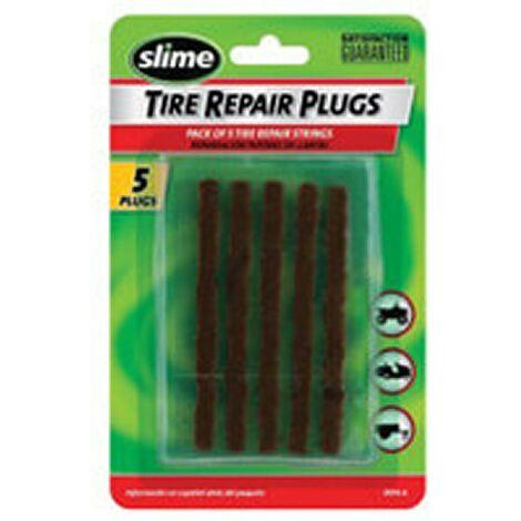 5 meches de reparation pour pneus