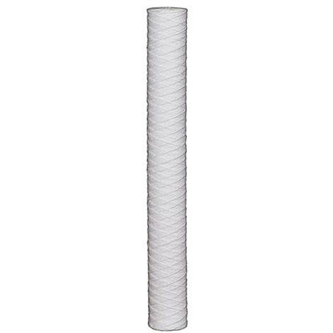 """5 Micron 20"""" Slimline Wound Sediment Filter"""