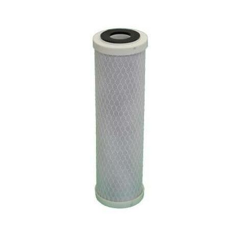 5 Mikron Aktivkohle Kartusche für 9-3 / 4 - 10 Zoll Filterhalter 1