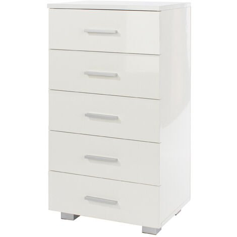 """main image of """"5 narrow chest of drawers"""""""