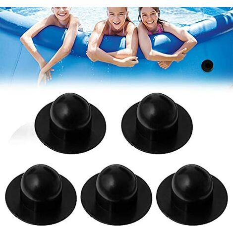 """main image of """"5 Replacement Pools for Pool Cap, Replacement Pool Filter Pump Strap, Wallproofing Replacement Connection (5pcs)"""""""