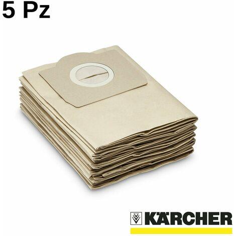 10 Sacchetto per aspirapolvere 1 x Filtro Per Kärcher NT 360 Xpert sacchetto per la polvere