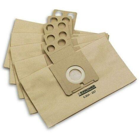 Festool sacchi per aspiratore CT26 cod.496187 ricambio aspirapolvere 5 sacchetti