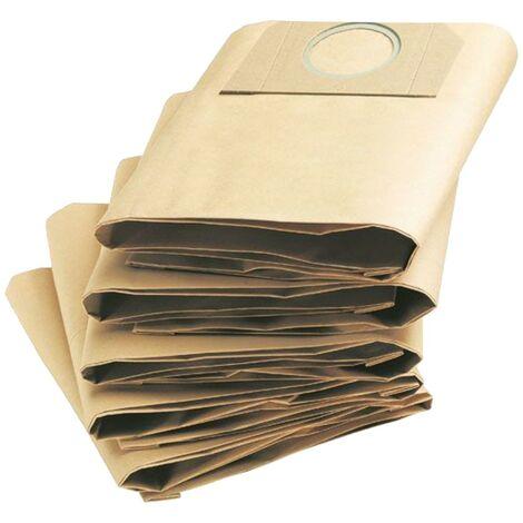 5 sacs à poussière (69591300) Aspirateur 294999 KARCHER
