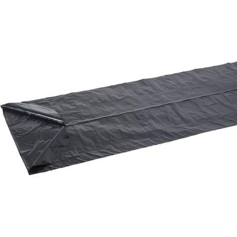5 Sacs poubelle noir spéciale gros travaux - 60L - 60µ 5 SACS POUBELLE 60 LITRES