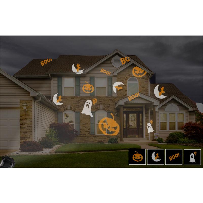 Image of 5 Slide Outdoor LED Laser Lights