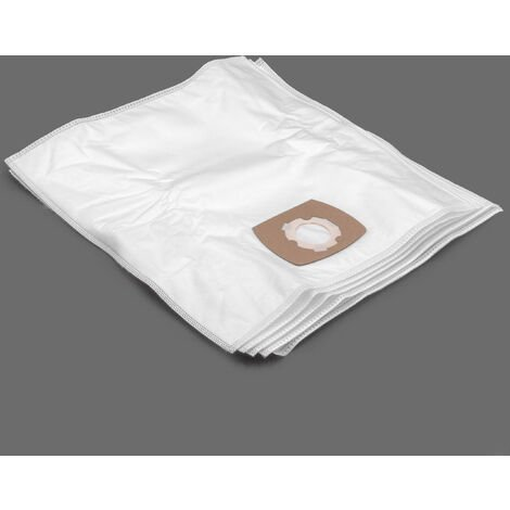 5 Staubsaugerbeutel Filtertüten Mikrovlies für Staubsauger wie Grundig Typ G - Hygiene Bag