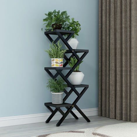 """main image of """"5 Tier Flower Pot Holder Plant Stand Ornament Display Rack"""""""