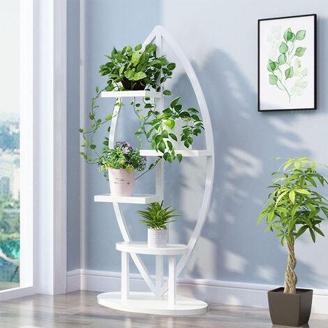 5 Tiers Plant Pot Stand Flower Display Shelf Rack
