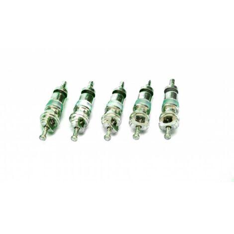 5 Varillas De Soldar 25 Plata Cobre/Laton/Hierro/AluMinio Sin Decapante