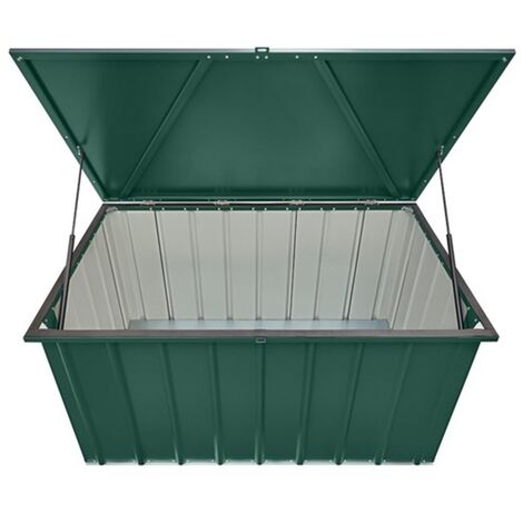 5 x 3 Premier EasyFix Cushion Box - Green (1.43m x 0.85m)