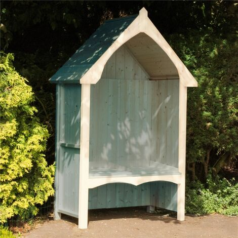 5 x 3 Wooden Seat Arbour (CORE)