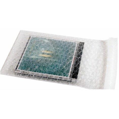5 X (COLIS DE 200) Sachet bulles à fermeture adhésive 350 x 500mm