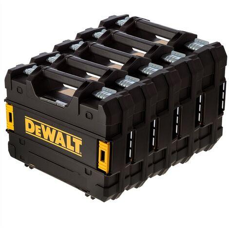 5 x Dewalt TStak Power Tool Case for Impact Driver / Combi Drill - DCF887 DCD796