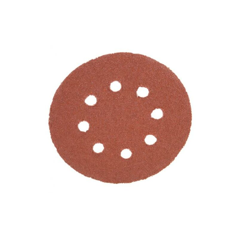 50 Schleifscheiben ohne Loch kletthaftend /Ø180 mm P 120