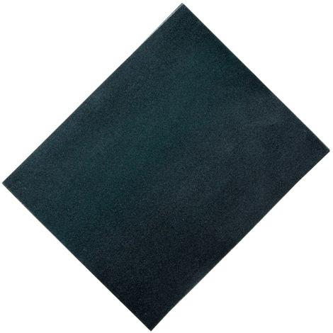 50 Blatt Sand-Papier Körnung 60 bis1200
