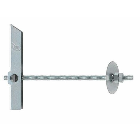 50 chevilles fixation à segment basculant avec tige filetée M4 mm (D. 14 mm) - BAESM04 - Index - -