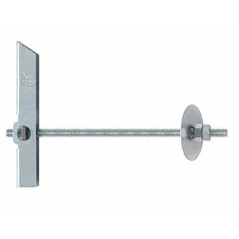 50 chevilles fixation à segment basculant avec tige filetée M8 mm (D. 20 mm) - BAESM08 - Index - -