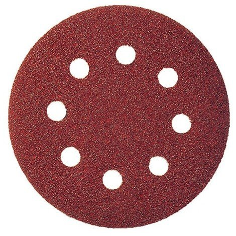50 meules 75mm p1500 INDASA red line cames professionnel velcro papier abrasif