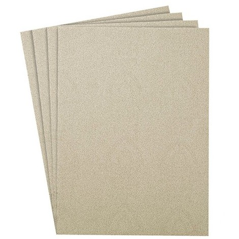 50 feuilles/coupes papier corindon PS 33 B 230 x 280 mm Gr 600 - 170668 - Klingspor