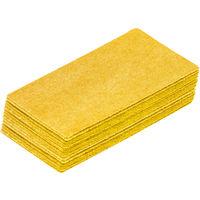 50 garnitures cale corindon jaune 100 g - l'outil parfait