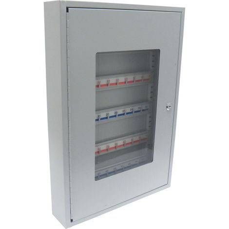 50-KEY Cabinet With Perspex Window