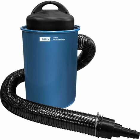 50 Liter Absauganlage GAA 50 | 1.100 Watt