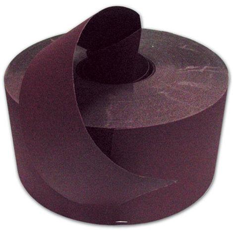 50 Metri Carta Abrasiva Rotolo Kpf Gr 60 120Mm 50Mt (Wnc)
