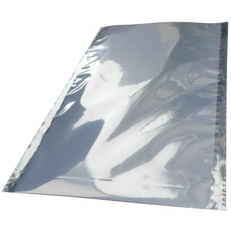 50 sachets antistatiques thermosoudables 152/254mm 76µm